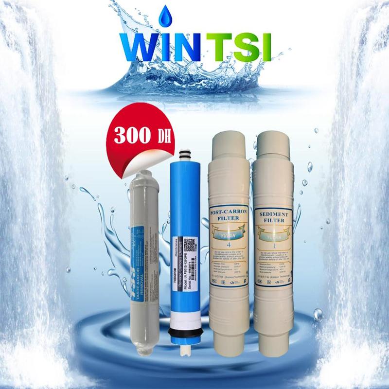 filtres eau maroc 2020