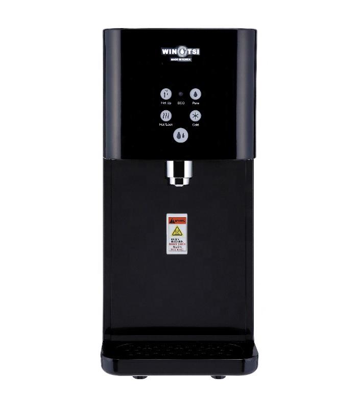 Fontaine de filtration DWP-SL219 Noir
